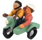 FIGURINE MINIATURE J.CARLTON MOTARD