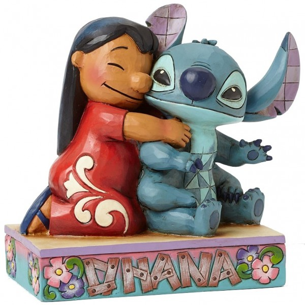 LILO ET STITCH DISNEY TRADITIONS JIM SHORE