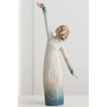 FIGURINE WILLOW TREE SHINE (ECLAT INTERIEUR)