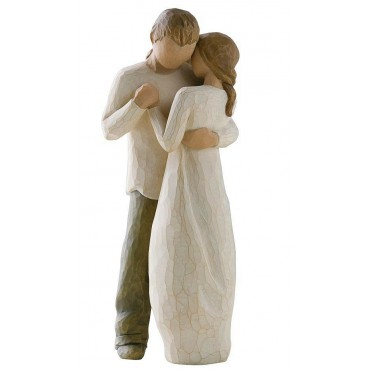 STATUETTE WILLOW TREE PROMESSE