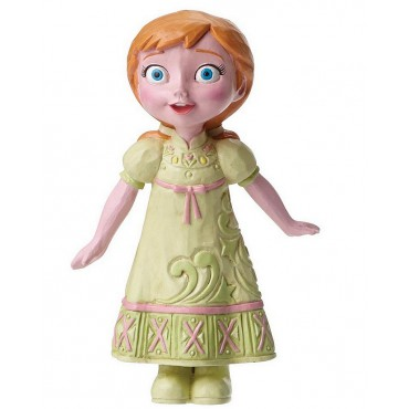 ANNA FROZEN MINI FIGURINE DISNEY TRADITIONS