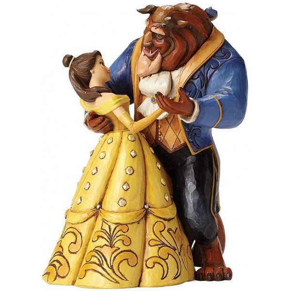 BELLE ET LA BETE DANCING DISNEY TRADITIONS