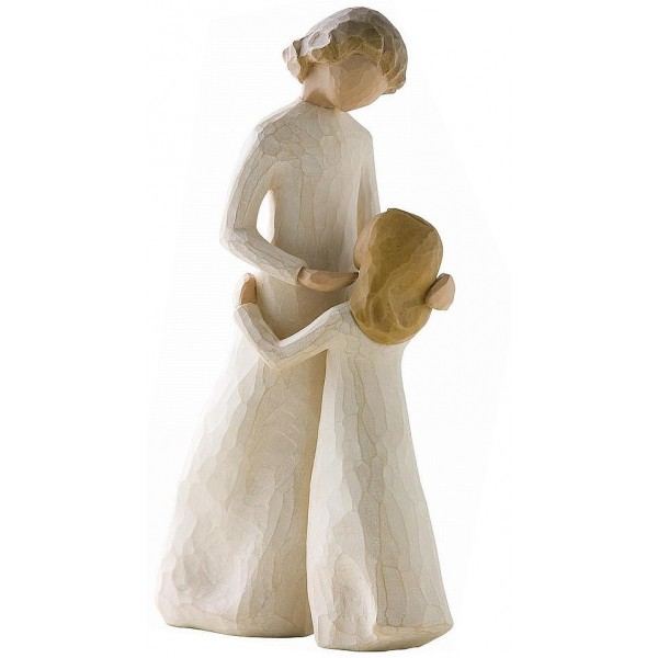 FIGURINE WILLOW TREE MÈRE ET FILLE