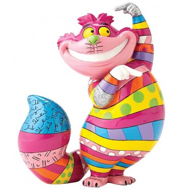 FIGURINE DISNEY BRITTO CHAT DU CHESHIRE