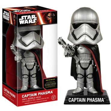 STAR WARS EP VII - Wacky Wobbler Captain Phasma