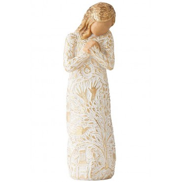 "FIGURINE ""TAPESTRY"" WILLOW TREE SUSAN LORDI"