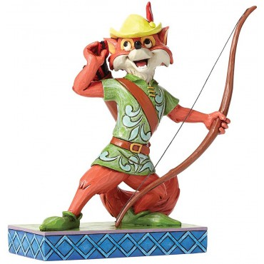 FIGURINE ROBIN DES BOIS DISNEY TRADITIONS