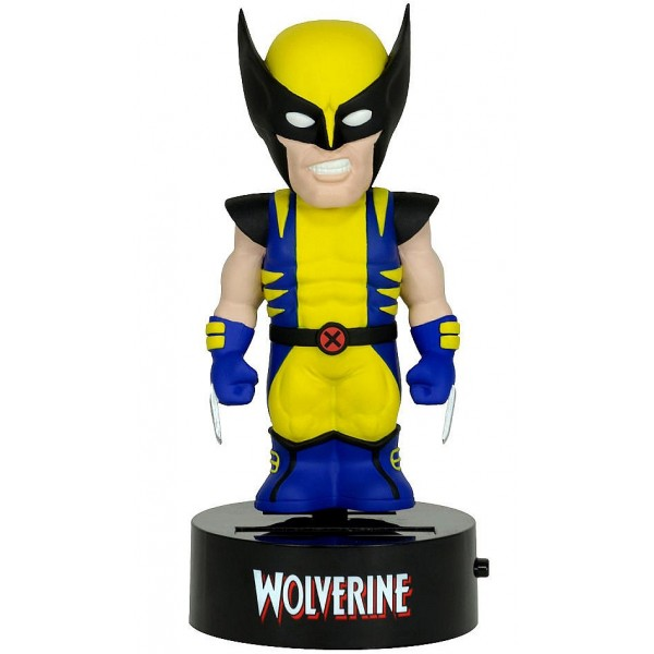 MARVEL WOLVERINE BODY KNOCKER