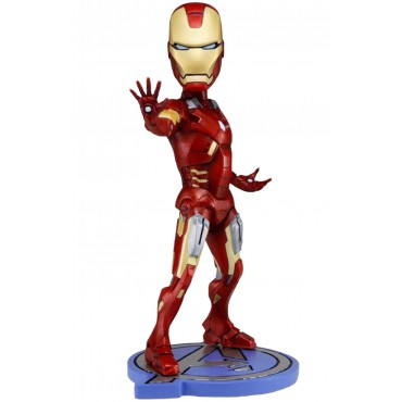 AVENGERS IRON MAN HEAD KNOCKER