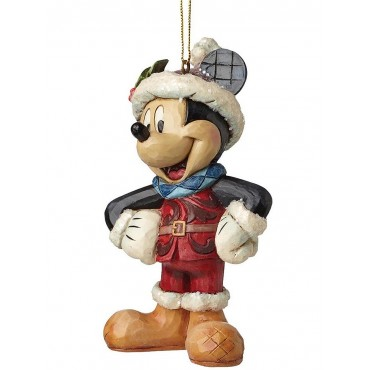 SUSPENSION PAILLETÉE MICKEY MOUSE DISNEY TRADITIONS