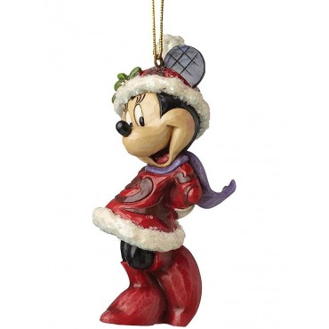 SUSPENSION PAILLETÉE MINNIE MOUSE DISNEY TRADITIONS