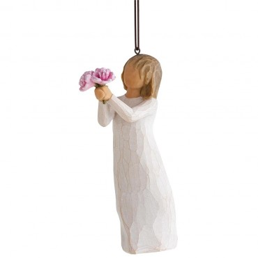 FIGURINE A SUSPENDRE WILLOW TREE MERCI