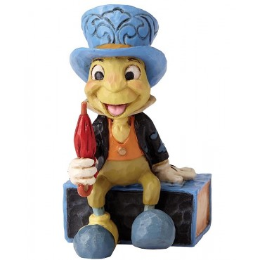 FIGURINE MINI JIMINY CRICKET DISNEY TRADITIONS