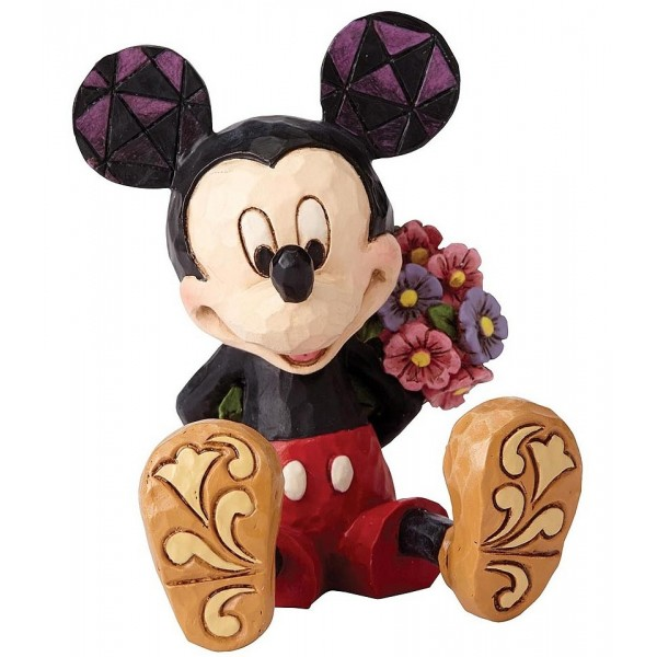 FIGURINE DISNEY TRADITIONS MINI MICKEY MOUSE