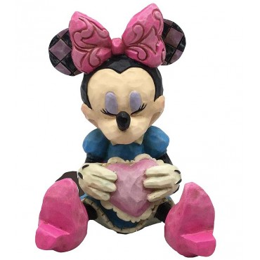 FIGURINE DISNEY TRADITIONS MINI MINNIE MOUSE