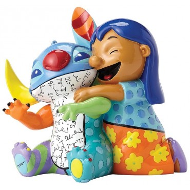 LILO ET STITCH FIGURINE DISNEY BRITTO