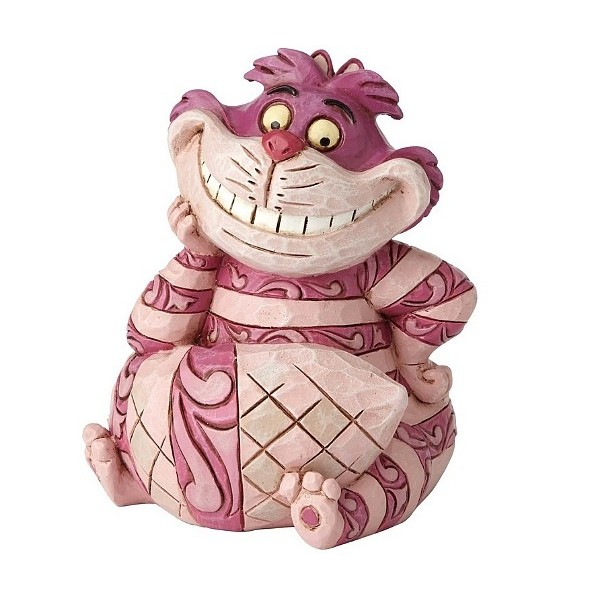 MINI CHAT DU CHESHIRE FIGURINE DISNEY TRADITIONS
