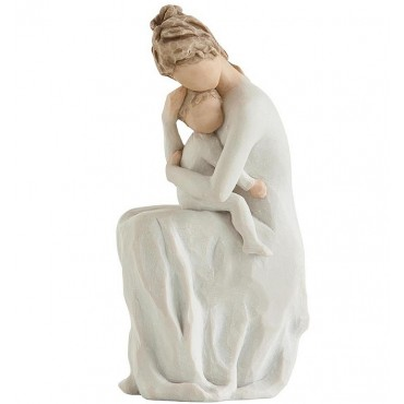 """POUR TOUJOURS"" FIGURINE WILLOW TREE SUSAN LORDI"