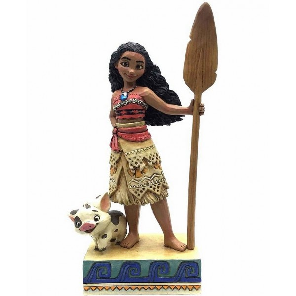 VAIANA (MOANA) DISNEY TRADITIONS JIM SHORE