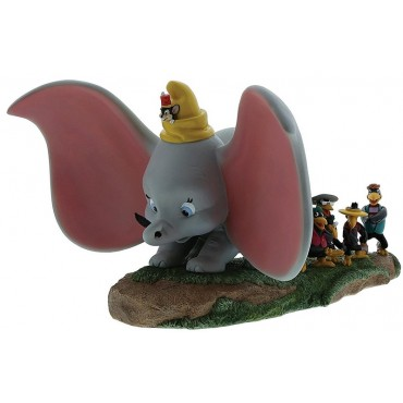 DUMBO, TIMOTHY, JIM CROW & BROTHER DISNEY ENCHANTING