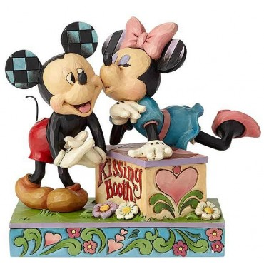 LE KIOSQUE A BISOU DE MICKEY ET MINNIE DISNEY TRADITIONS