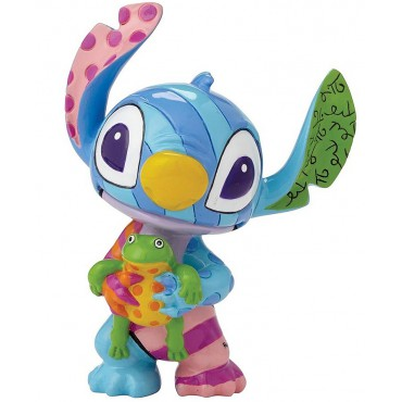 MINI FIGURINE STITCH DISNEY BRITTO