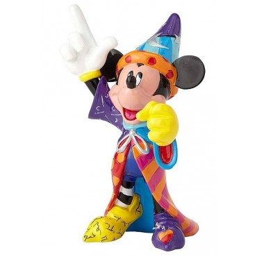 MINI FIGURINE MICKEY SORCIER DISNEY TRADITIONS