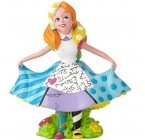 FIGURINE MINI ALICE DISNEY BRITTO