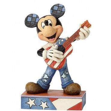 MICKEY AMERICAN ROCK 'N ROLL DISNEY TRADITIONS