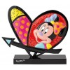 LE CŒUR DE MINNIE ET MICKEY DISNEY BRITTO