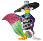DARKWING DUCK FIGURINE DISNEY BRITTO