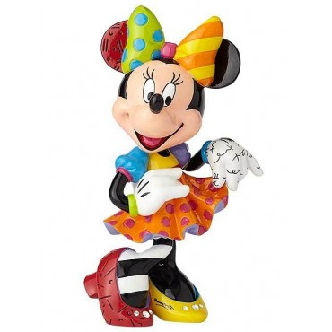 MINNIE MOUSE 90ème ANNIVERSAIRE DISNEY BRITTO