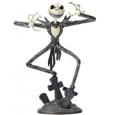 JACK SKELLINGTON GRAND JESTER FIGURINE VINYLE