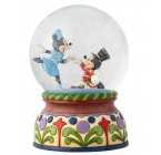 "SNOWGLOBE MUSICAL ""CASSE-NOISETTE"" (THE NUTCRACKER) DISNEY TRADITIONS"