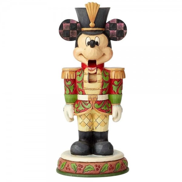 MICKEY MOUSE CASSE-NOISETTE DISNEY TRADITIONS JIM SHORE