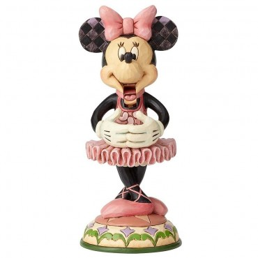 MINNIE MOUSE CASSE-NOISETTES DISNEY TRADITIONS JIM SHORE