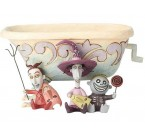 LOCK SHOCK BARREL ET LA BAIGNOIRE PORTE-FRIANDISES DISNEY TRADITIONS