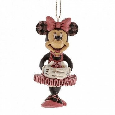 SUSPENSION MINNIE CASSE-NOISETTES DISNEY TRADITIONS