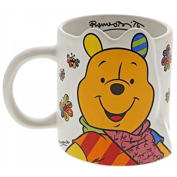 WINNIE l'OURSON MUG DISNEY BRITTO