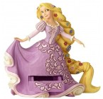 RAIPONCE SECRET CHARM FIGURINE DISNEY TRADITIONS