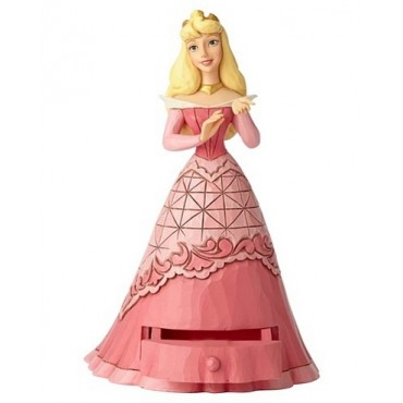 AURORE SECRET CHARM FIGURINE DISNEY TRADITIONS