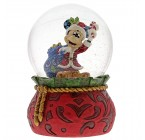 SANTA MCKEY SNOWGLOBE DISNEY TRADITIONS