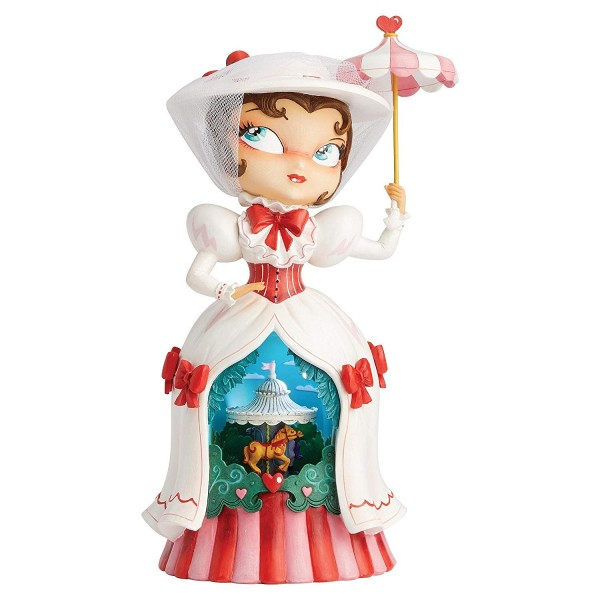 CARILLON MARY POPPINS MUSICAL ET LUMINEUX DISNEY MISS MINDY