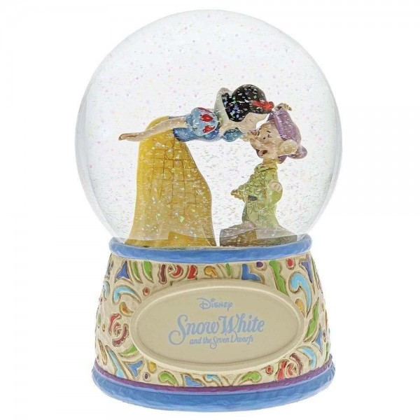SNOWGLOBE BLANCHE-NEIGE DISNEY SHOWCASE