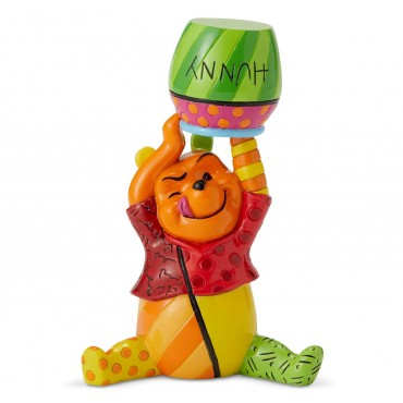 MINI FIGURINE WINNIE L'OURONS DISNEY BRITTO