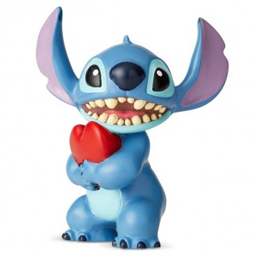 MINI STITCH AVEC CŒUR DISNEY SHOWCASE