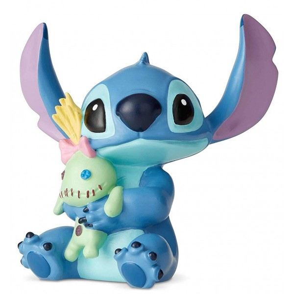 STITCH AVEC LA POUPÉE DISNEY SHOWCASE