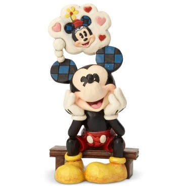 LA PENSÉE D'AMOUR DE MICKEY DISNEY TRADITIONS