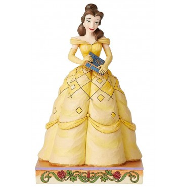 FIGURINE PRINCESSE BELLE DISNEY TRADITIONS