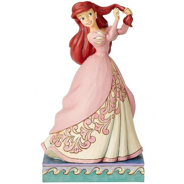 FIGURINE PRINCESSE ARIEL DISNEY TRADITIONS